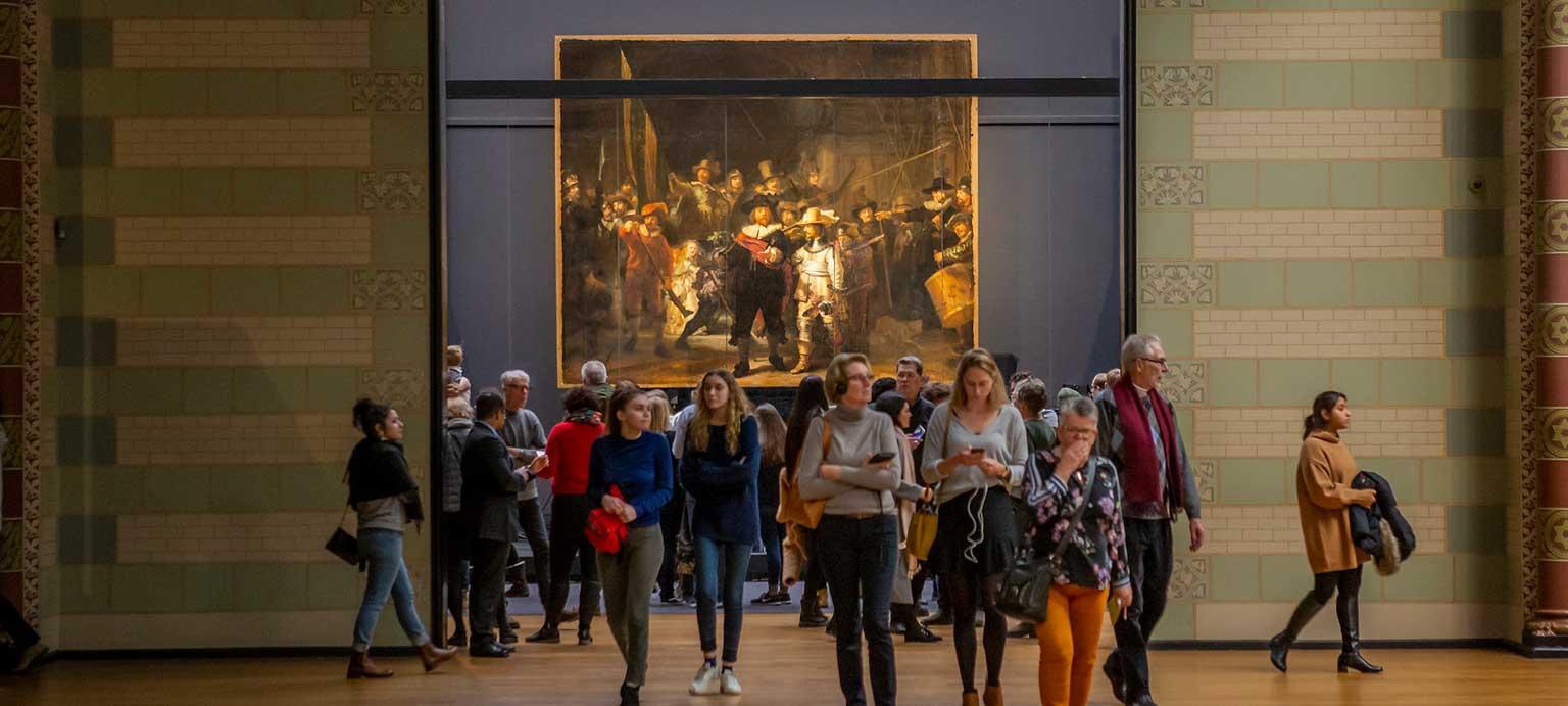 Rembrandt: Master of the Selfie
