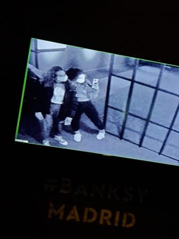 CCTV art project